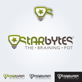 STARBYTES - logo