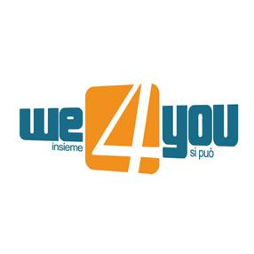 WE4YOU - logo