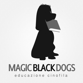 MAGIC BLACK DOGS - logo