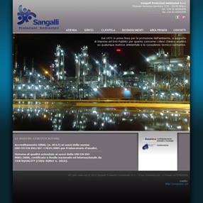 SANGALLI PA - sito web