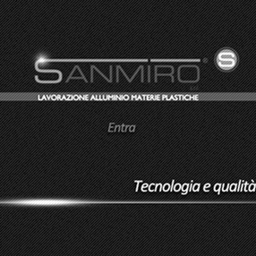 SANMIRO - sito web
