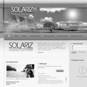 SOLARIZ-ITALY - sito web
